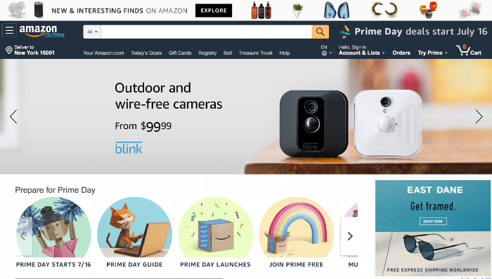 eCommerce Site Search